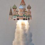 Rusko úspěšně otestovalo raketový pohon chrámu Vasila Blaženého