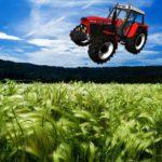Ruští technici sestrojili první traktor s dvouproudovými motory