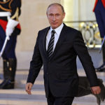 Erdogan způsobil po příletu do Ruska rozruch: Z Putinova zadku ho muselo tahat 5 členů ochranky