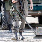 Armáda České republiky reklamuje nové počítače. Nemají hledání min
