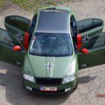 Armáda České republiky po incidentu v Táboře namísto Pandurů objedná 25 obrněných vozidel Škoda Octavia