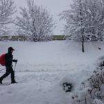 Krutá zima v USA: Američané odsávají z Evropy zimu, aby v ní vytvořili přirozené podmínky pro uprchlíky