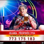 Ministryně průmyslu a obchodu Nováková najme věštkyni Jolandu jako svou poradkyni
